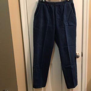 🌷NEW🌷 Vintage Denim & Co Pants